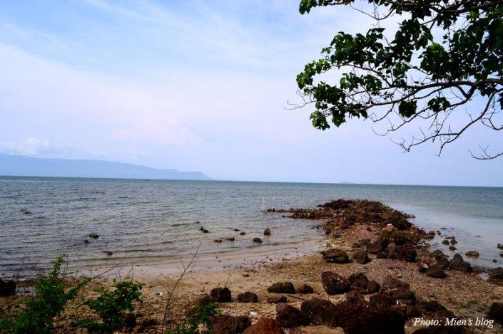 Thom Beach in Phu Quoc Island, Vietnam