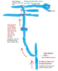 Map to Quan Son