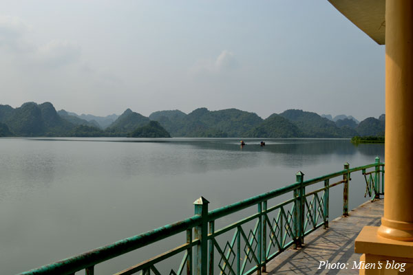 Quan Son Lake