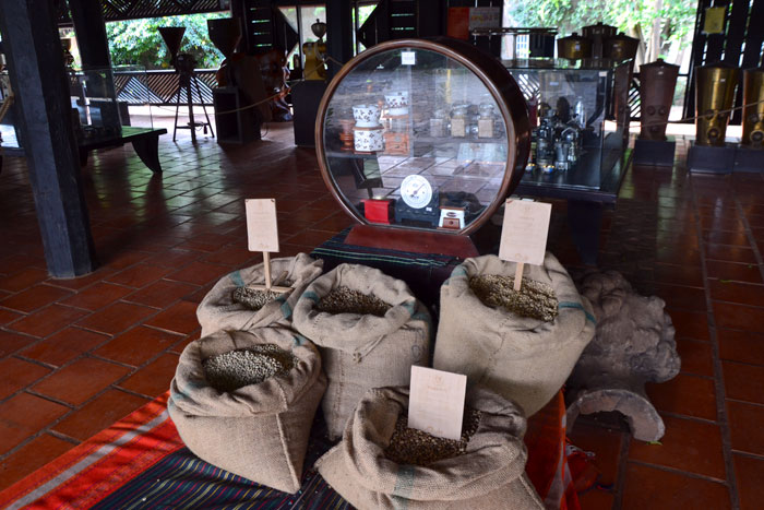 Buon Ma Thuot - Coffee Museum - Mien Blog
